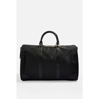 Madrid Large Jacquard Bowler Bag